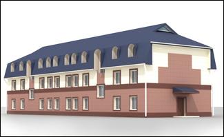 Проект реконструкции административного здания картинка